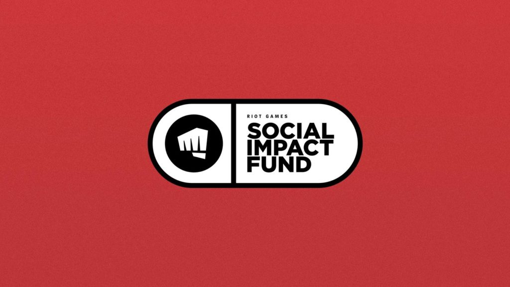 Riot Game social impatct fund