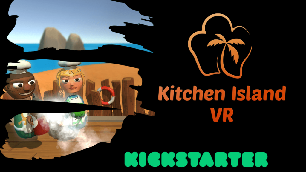 Kitchen VR Titelbild