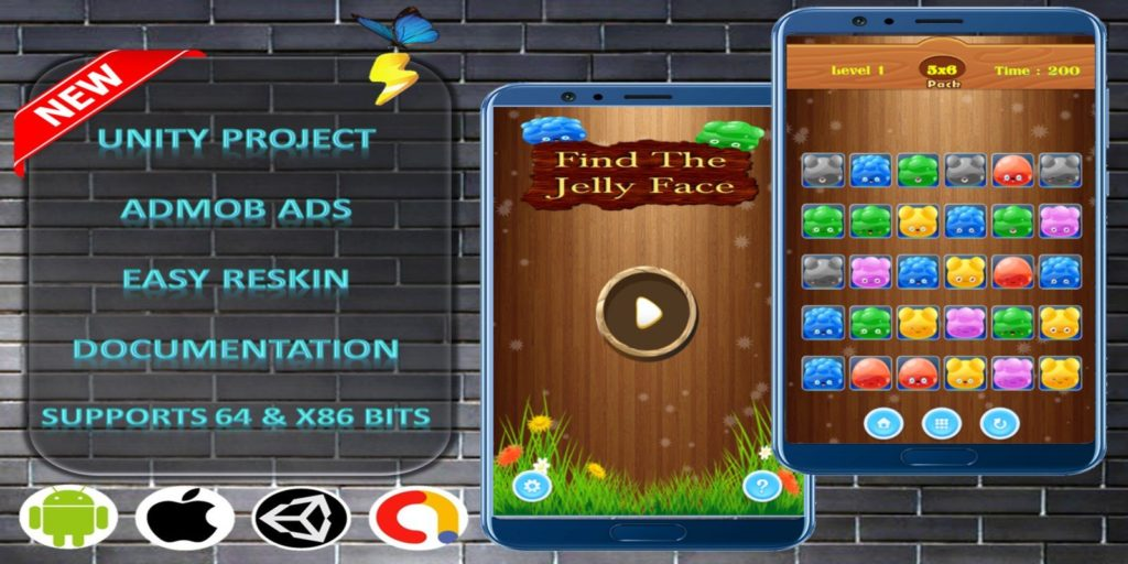 Find-The-JellyFace