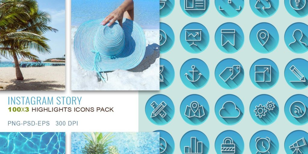 Instagram Story Icon Pack