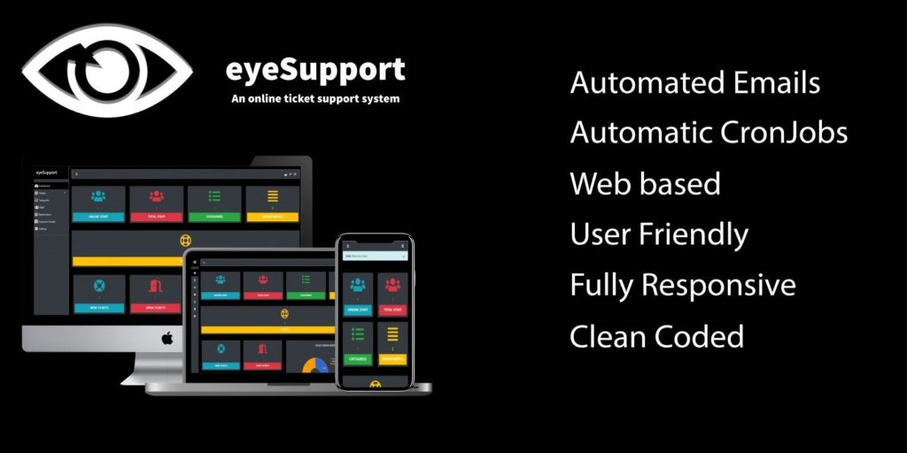 eyeSupport Support Ticket System